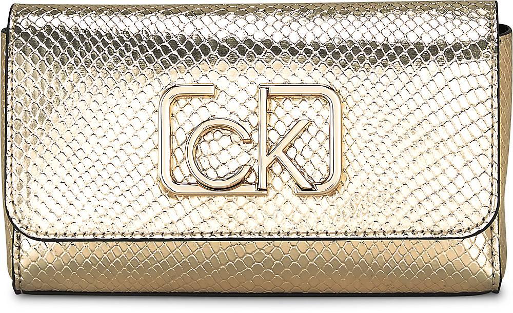 Großer Rabatt Calvin Klein Gürteltasche CK CAST gold 49074901 sl56 Verkauf