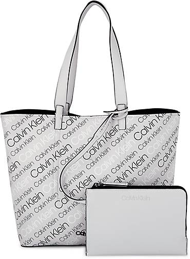 Calvin Klein INSIDE OUT SHOPPER