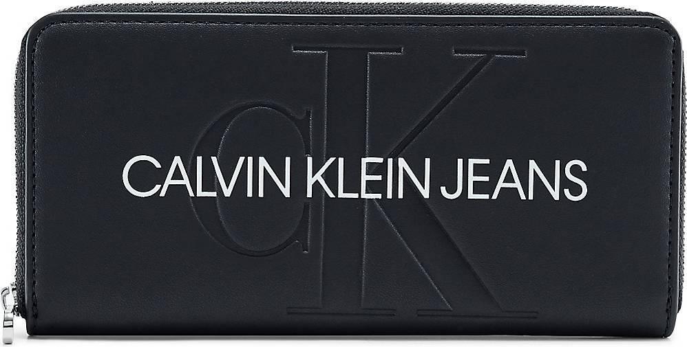 Calvin Klein Jeans Geldbörse ZIP AROUND