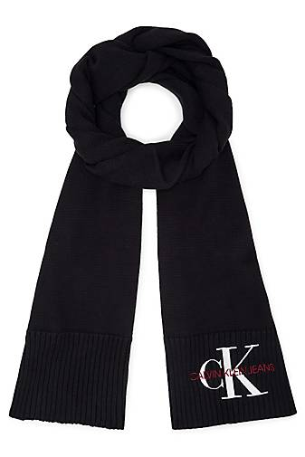 Calvin Klein Jeans J BASIC WOMEN KNITTED SCARF