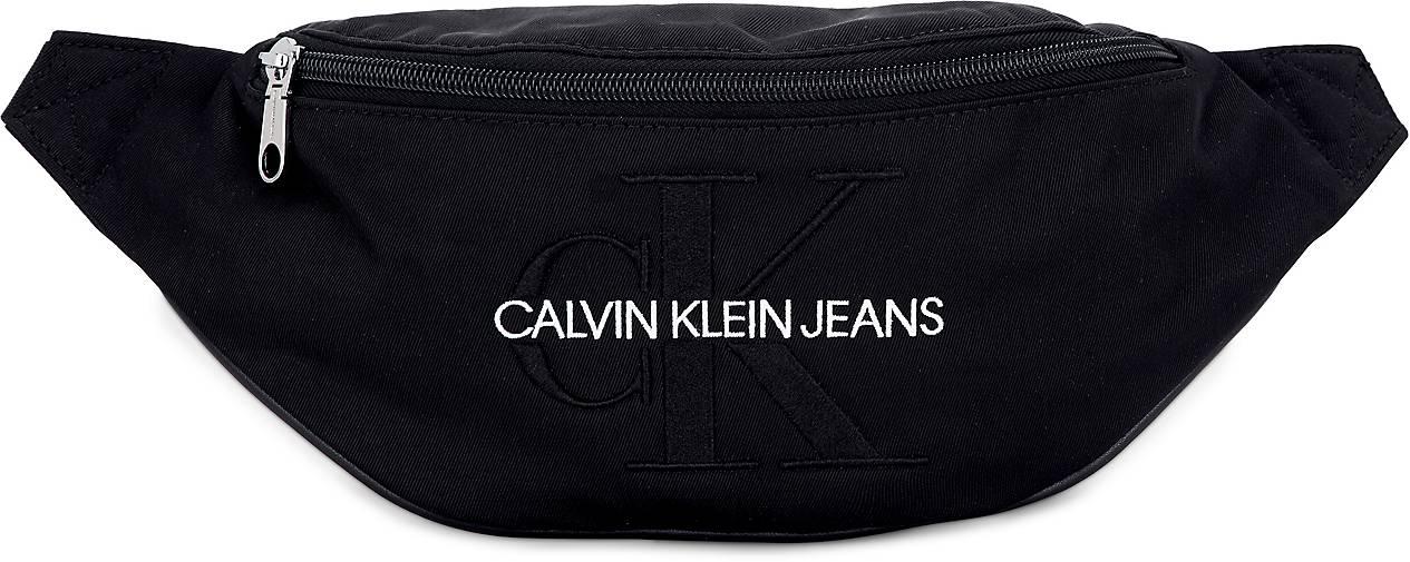 Calvin Klein Jeans Monogram Nylon Street Pack