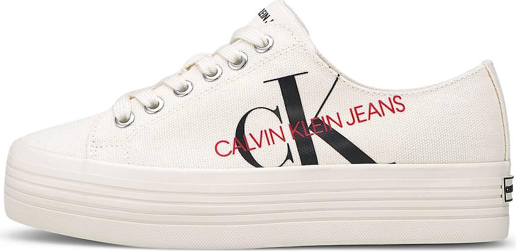 Calvin Klein Jeans Plateau-Sneaker ZESLEY