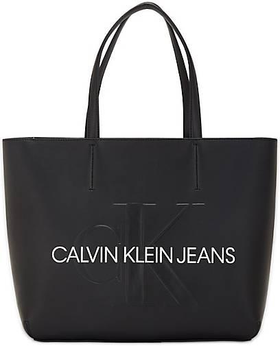 Calvin Klein Jeans SCULPTED MONOGRAM E/W