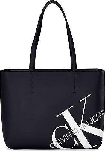 Calvin Klein Jeans Schultertasche SHOPPER 29