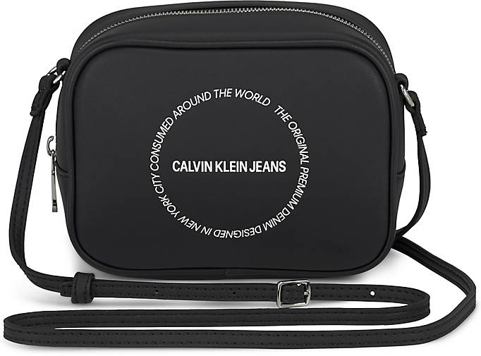 Calvin Klein Jeans Umhängetasche SCULPTED CAMERA BAG