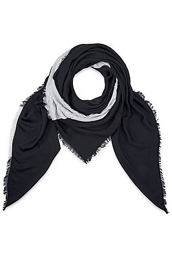 Calvin Klein RACE SQUARE SCARF
