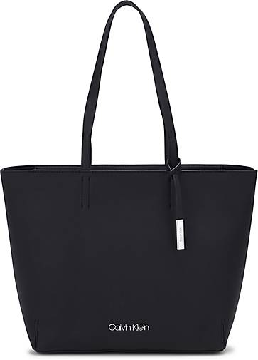 Calvin Klein STITCH EW SHOPPER