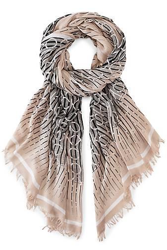 Calvin Klein Schal DIGITAL PRINT SCARF