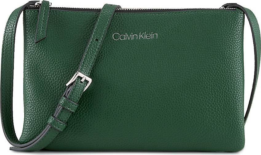 Calvin Klein Schultertasche EVERYDAY DUO CROSSBODY