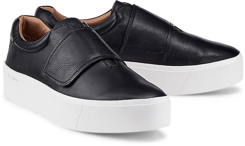 Calvin Klein, Slip-On Jaden in schwarz, Sneaker für Damen Gr. 40