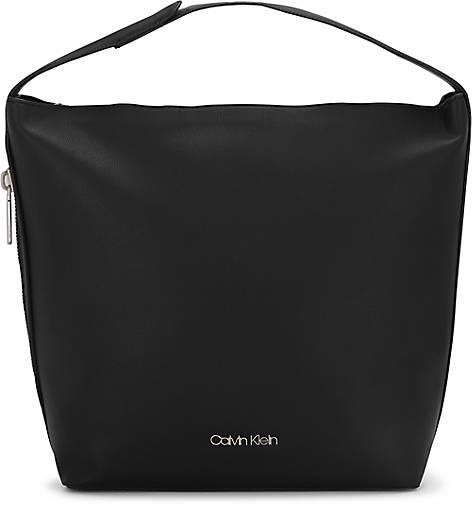 Calvin Klein Tasche Drive Hobo In Schwarz Kaufen 47615401 Gortz