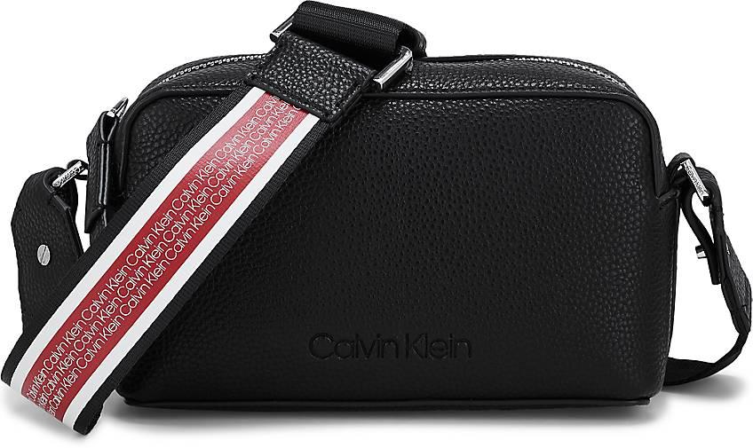 Calvin Klein Tasche RACE CROSSBODY schwarz | GÖRTZ - 48041301