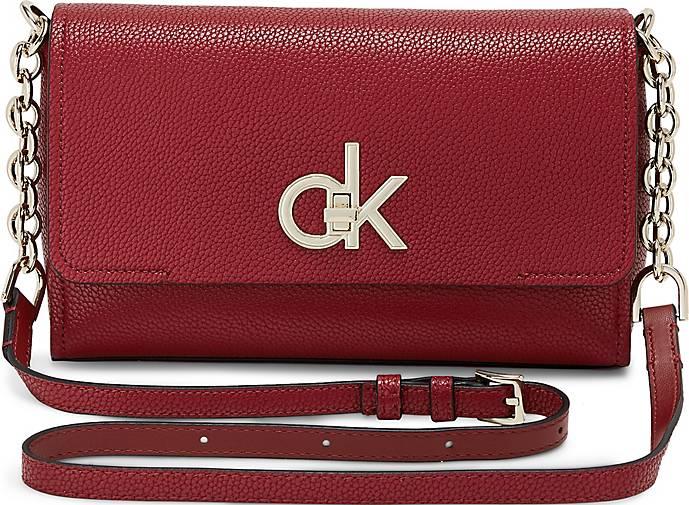 Calvin Klein Tasche RE-LOCK FLAP XBODY