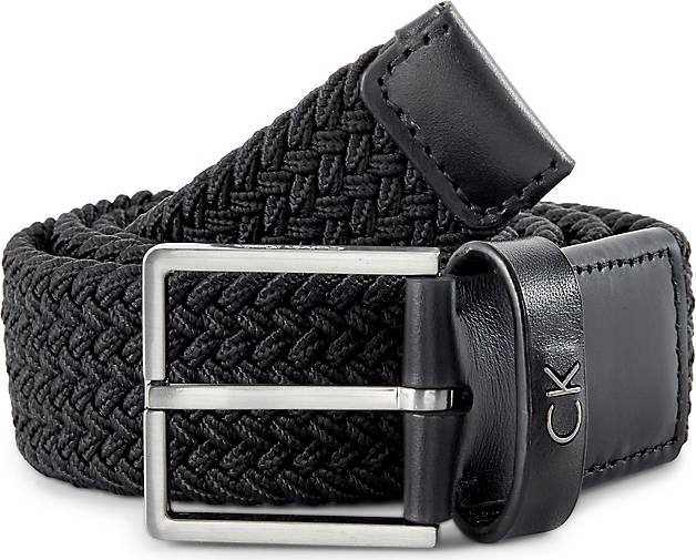 Calvin Klein Textil-Gürtel FORMAL ELASTIC BELT