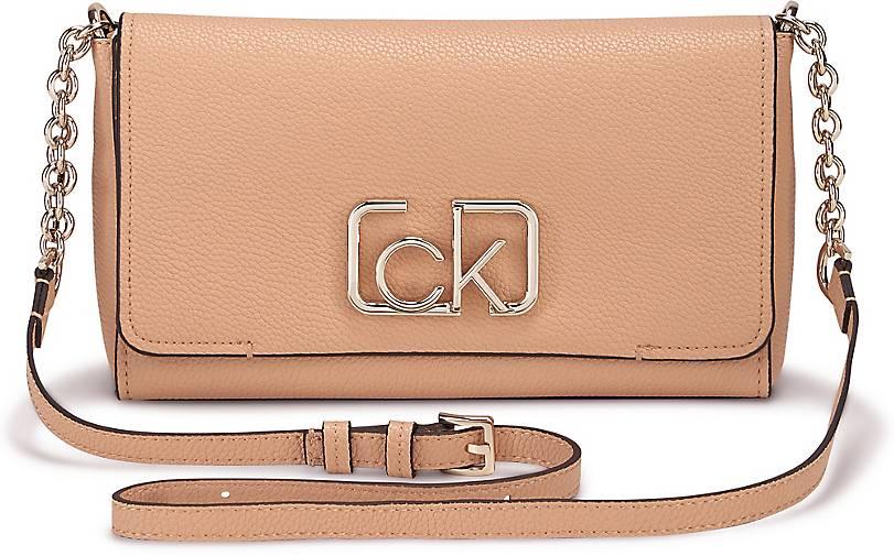 Calvin Klein Umhängetasche CK CAST FLAP XBODY