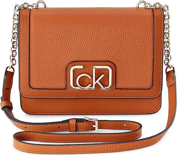Calvin Klein Umhängetasche FLAP SHOULDER BAG MD