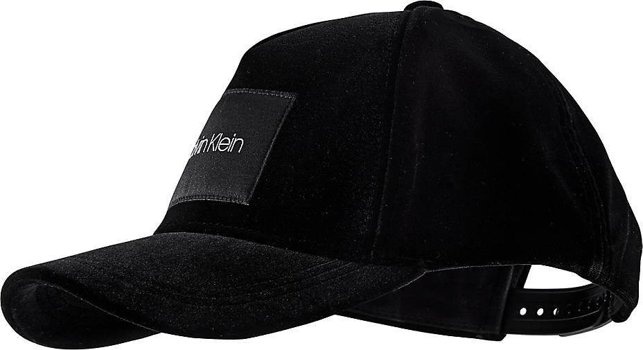 Calvin Klein VELVET CAP