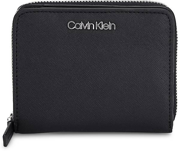 Calvin Klein WORKED MED WALLET W/FLAP