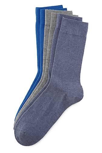 Camano Baumwoll-Socken 3er