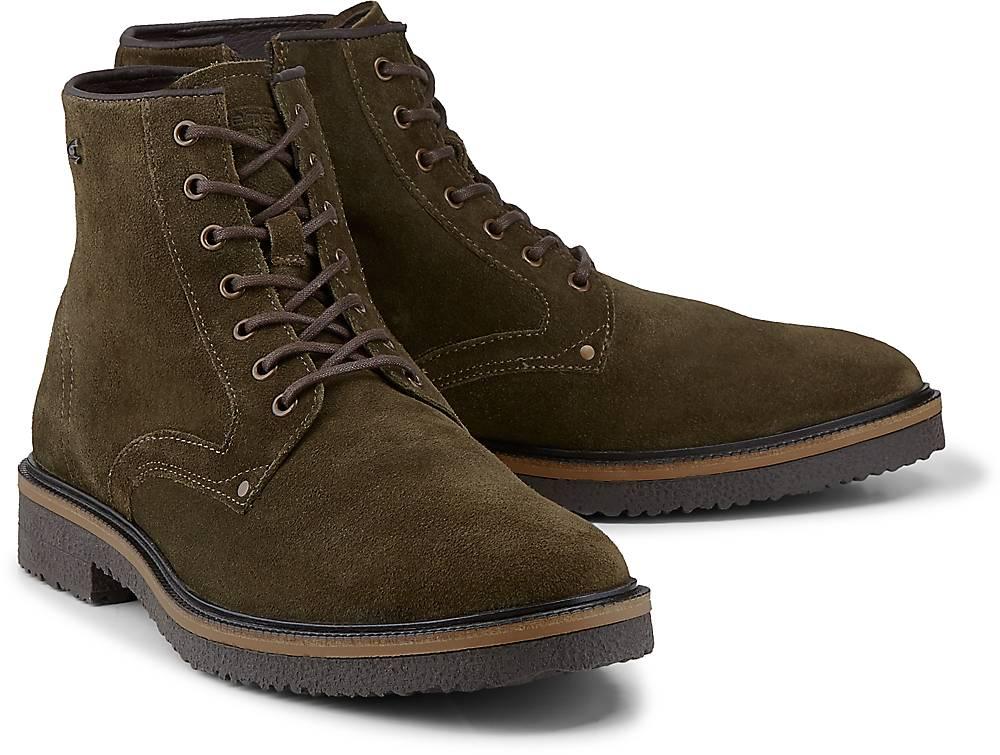 Boots Trade 12 von Camel Active in grün für Herren. Gr. 41,42,42 1/2,43,44,44 1/2,45,46 Preisvergleich