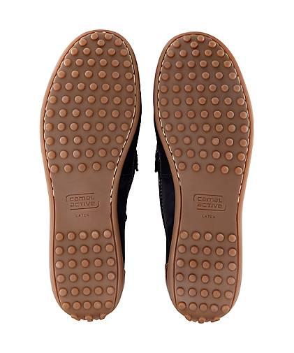 Camel Active Mokassin kaufen YACHT 12 in blau-dunkel kaufen Mokassin - 47382801 | GÖRTZ Gute Qualität beliebte Schuhe 93a40f
