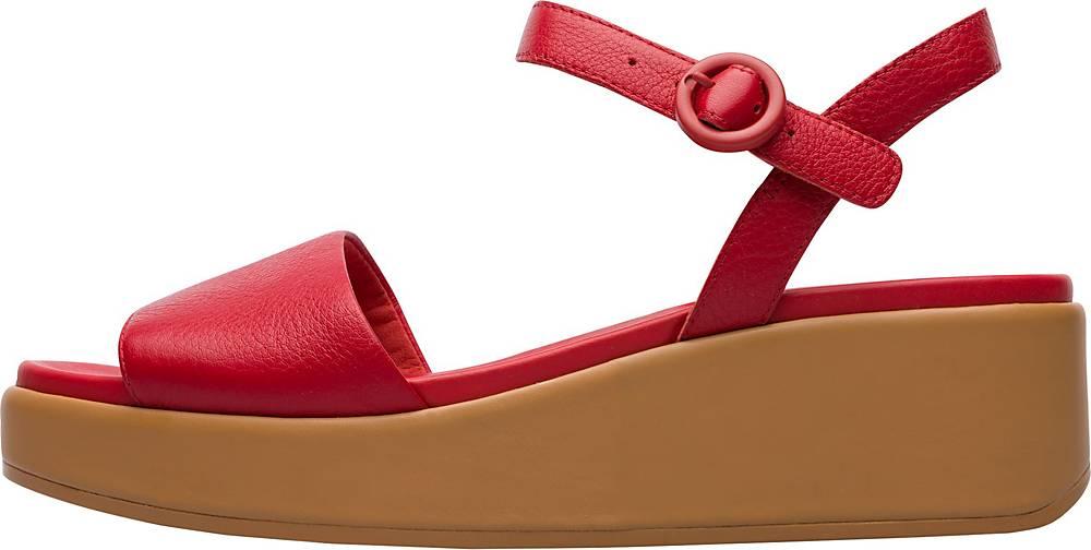 Artikel klicken und genauer betrachten! - Sandalen von Camper. Wir sind eine zeitgenössische Schuhmarke von der Insel Mallorca in Spanien. Wir sind ein 1975 gegründetes Familienunternehmen mit einer langjährigen Tradition in der Schuhfertigung, die wir dazu nutzen, um einzigartige Designs zu kreieren.   im Online Shop kaufen