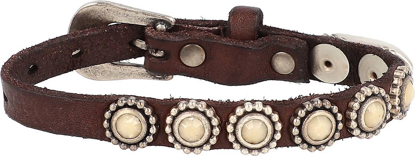 Campomaggi Armband Leder 26,5 cm