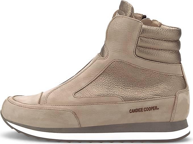 Candice Cooper Hi-Top-Sneaker CHULA