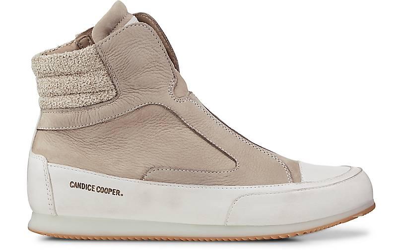 Candice Cooper Hi-Top-Sneaker - CHULA in beige kaufen - Hi-Top-Sneaker 47664302 | GÖRTZ Gute Qualität beliebte Schuhe 600164