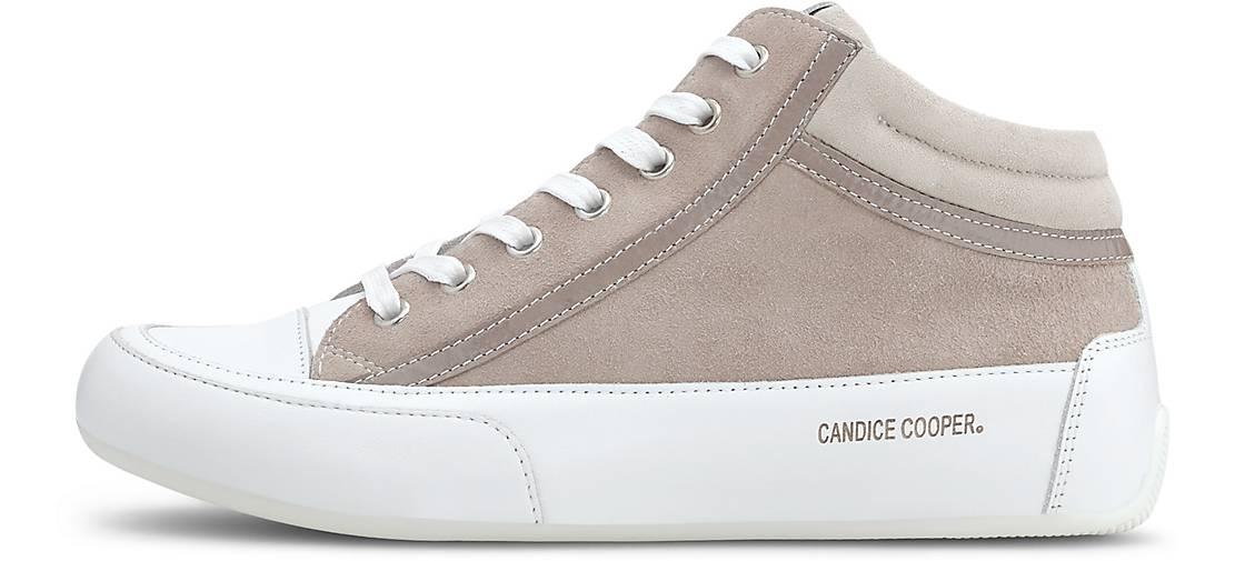 Candice Cooper Hi-Top Sneaker DENVER
