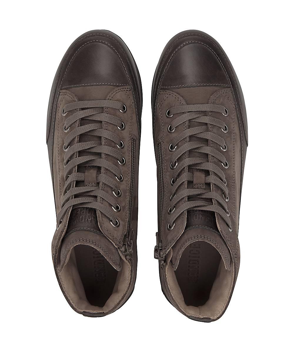 Candice Cooper Sneaker Plus 04 In Khaki Kaufen High
