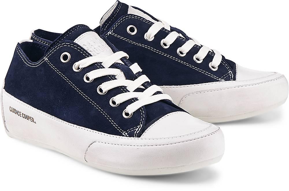 Candice Cooper, Sneaker Rock in blau, Sneaker für Damen Gr. 37