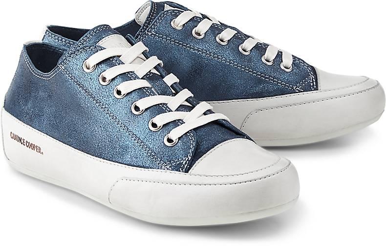 Candice Cooper Rock für Damen (blau / 38.5) 9WNuegK