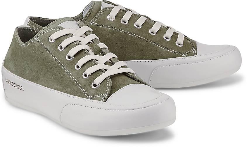 Rock Khaki Low Schnürer Sneaker Candice Kaufen Sportliche Cooper In qzSVpUM