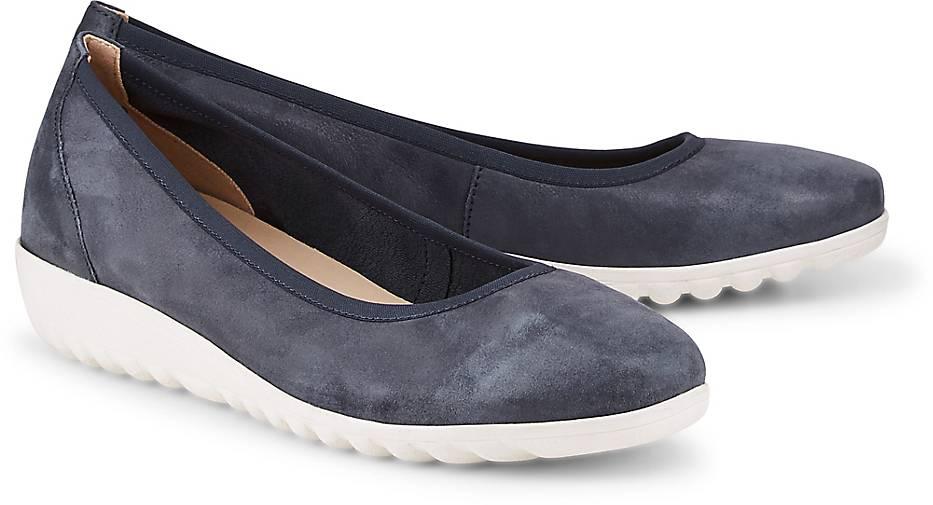 Caprice Ballerina FABY FABY FABY in blau-dunkel kaufen - 48165201 GÖRTZ Gute Qualität beliebte Schuhe 74a1e5