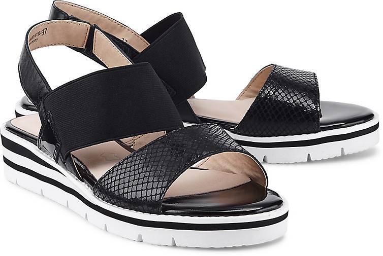 Caprice Keil-Sandalette GRACE