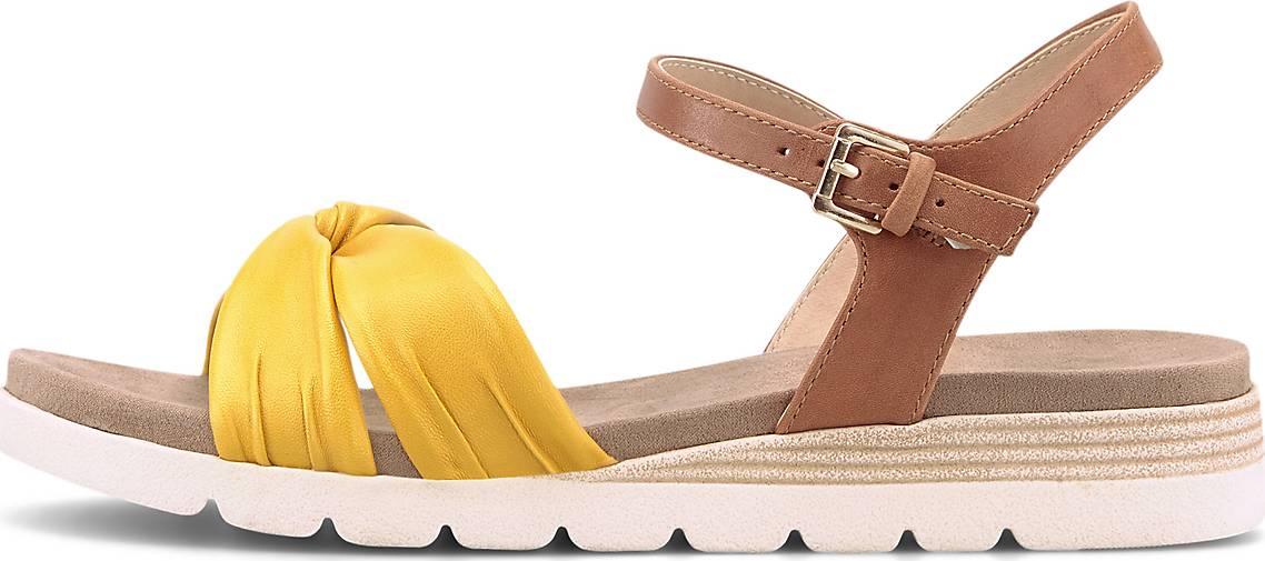 Caprice Keil-Sandalette