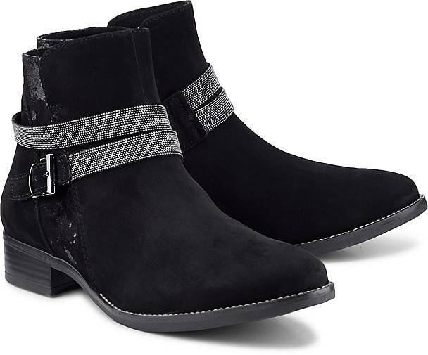 Kaufen Klassik In Boots Klassische Schwarz stiefelette Caprice Stiefeletten XOPikZu