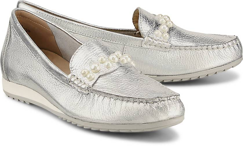 Caprice Metallic-Slipper