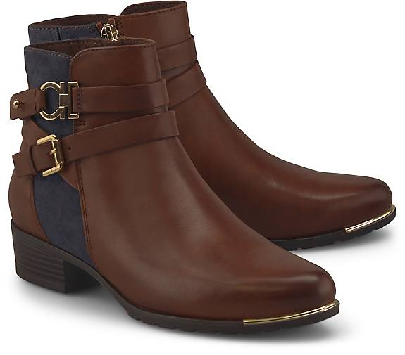 Caprice Riemchen-Boots