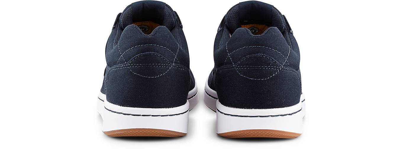 Caterpillar Canvas-Sneaker OPUS in blau-dunkel kaufen - 47362101 | Schuhe GÖRTZ Gute Qualität beliebte Schuhe | 4c2481