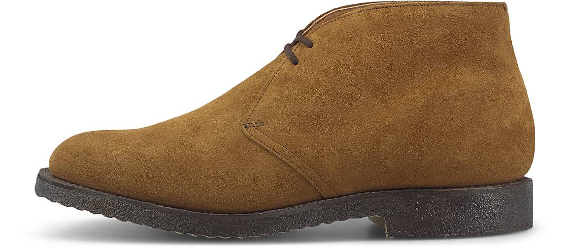 Church and Co. Velours-Stiefelette RYDER 81