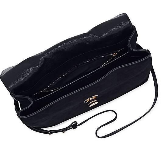73556c7ee3dd5 Coccinelle Handtasche LIYA SUEDE in schwarz kaufen - 47748502