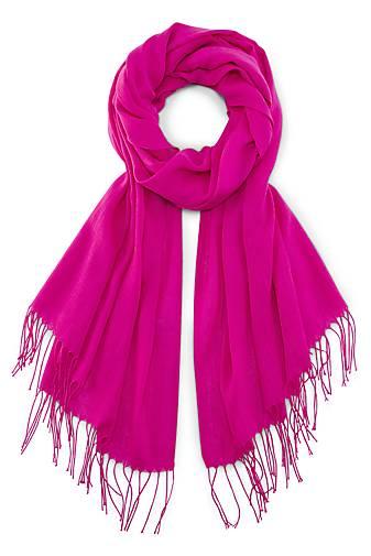 887edf7b944555 Codello Fransen-Schal in pink kaufen - 47223001 | GÖRTZ