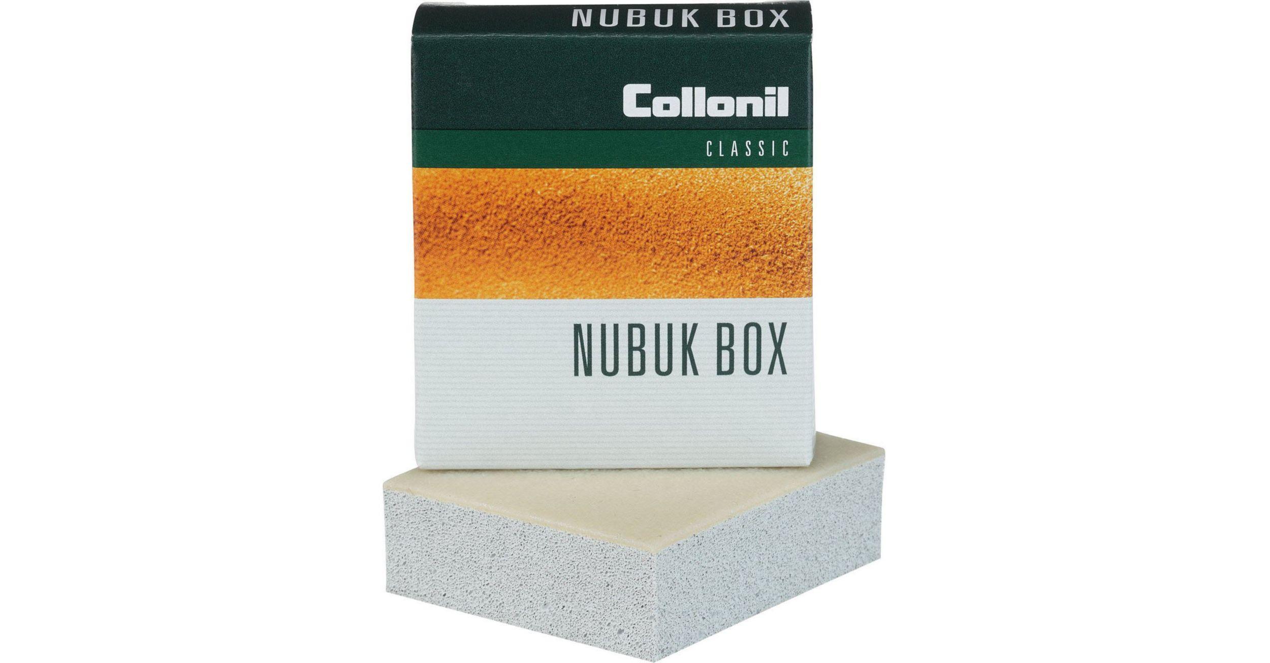 Collonil NUBUK BOX - Reinigung für Rauleder