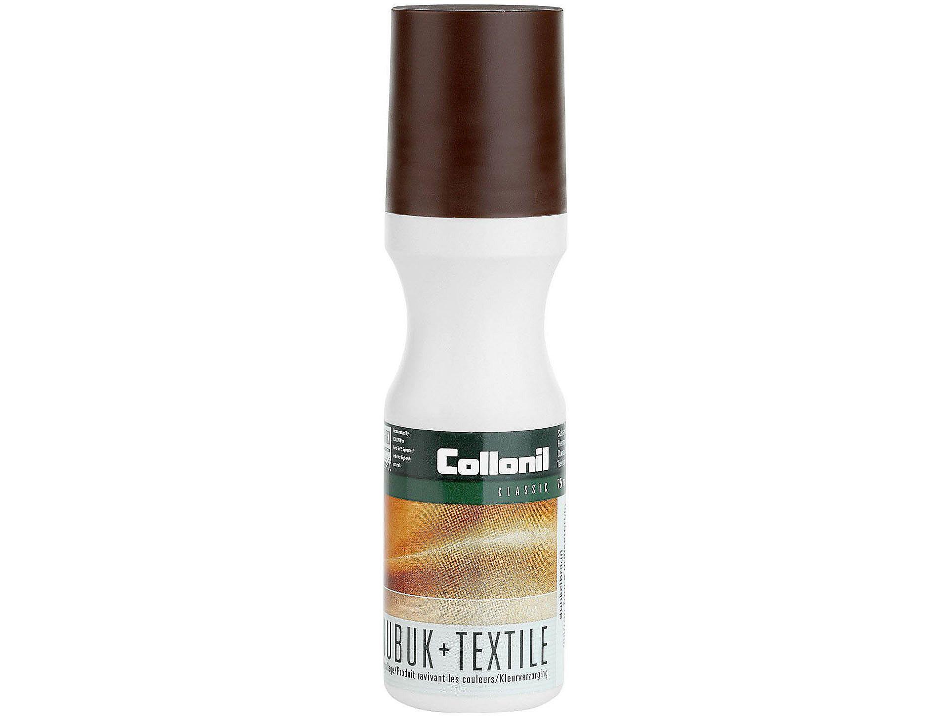 Collonil Nubuk + Textile Classic     75 ml dunkelbraun