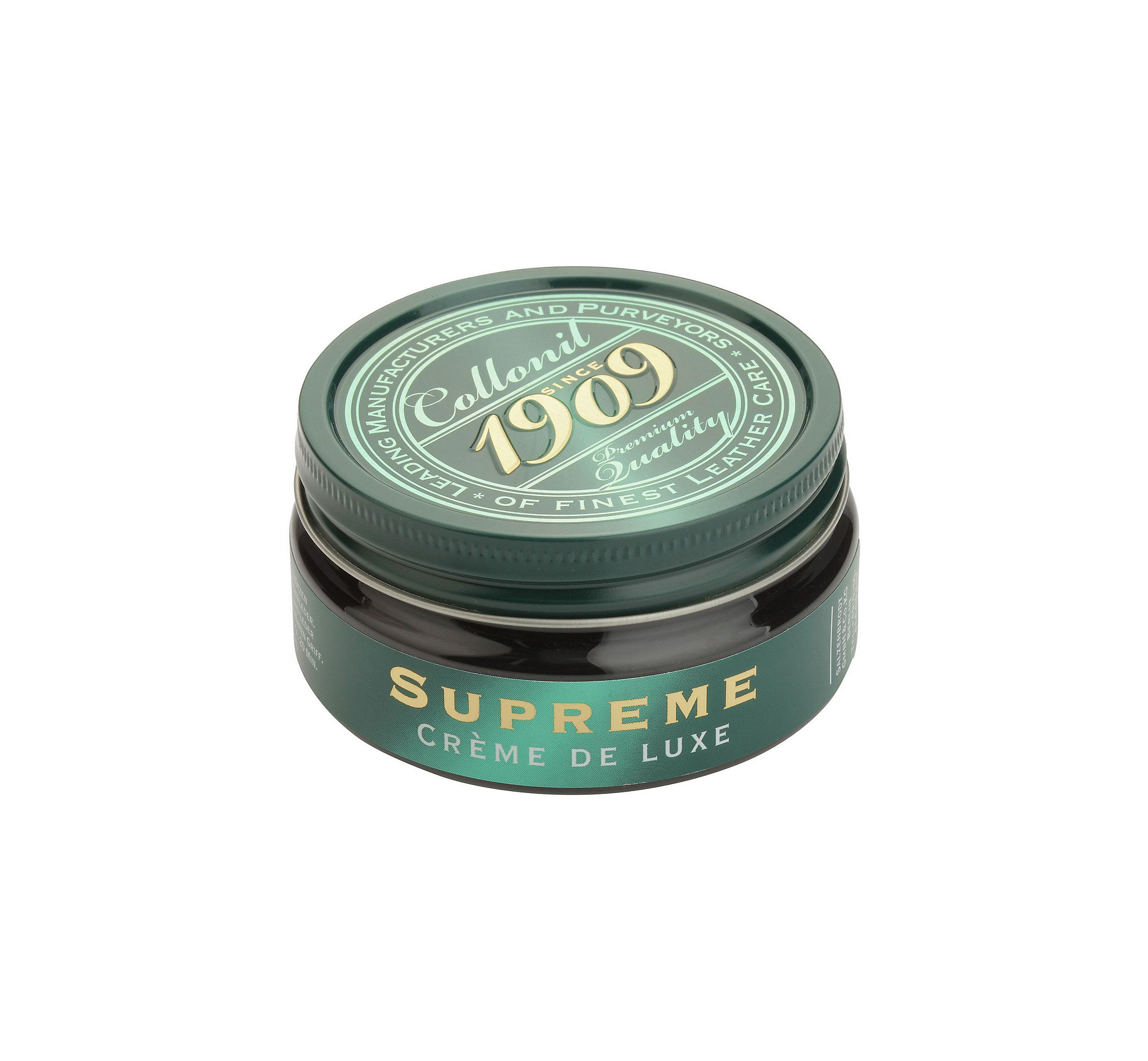 Collonil Supreme Crème de luxe schwarz