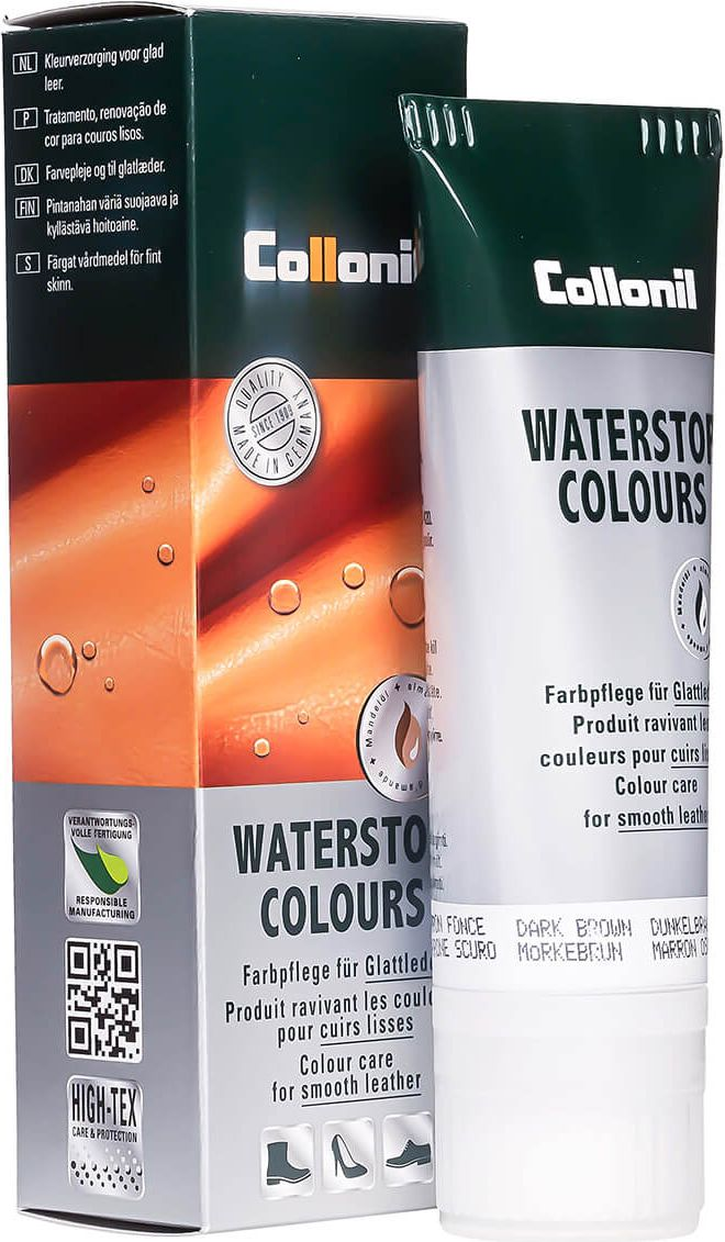 Collonil Waterstop Classic     75 ml dunkelbraun