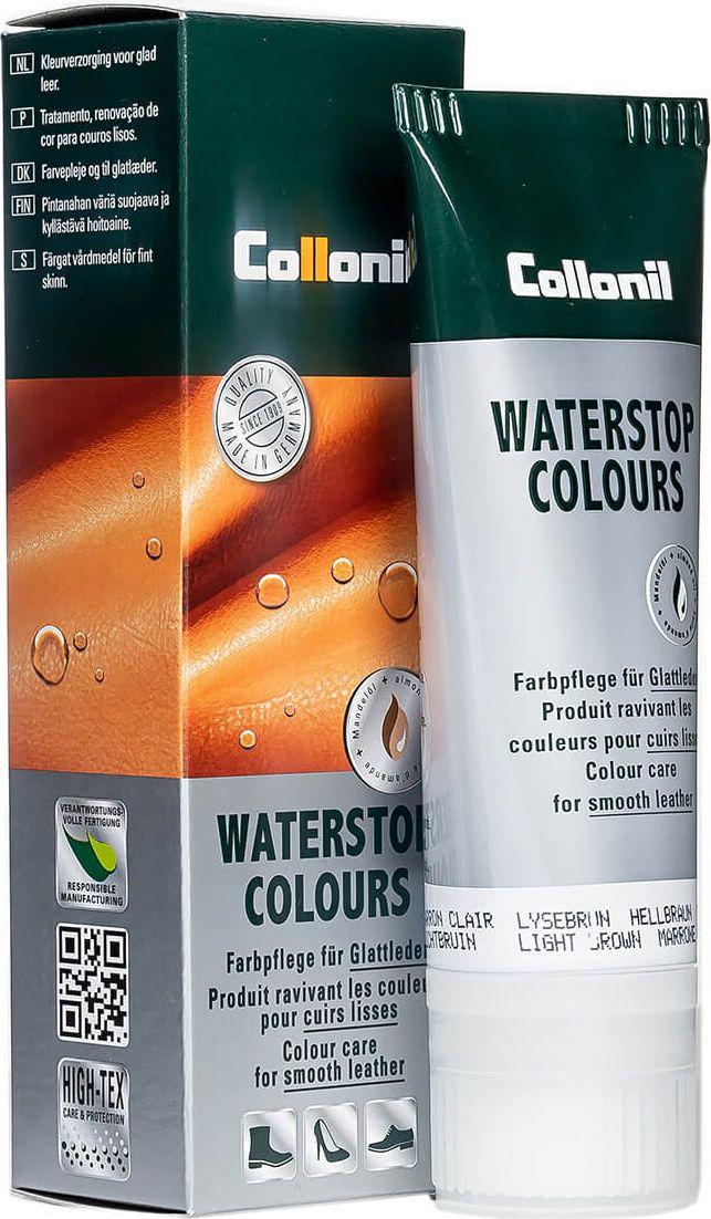 Collonil Waterstop Classic     75 ml hellbraun