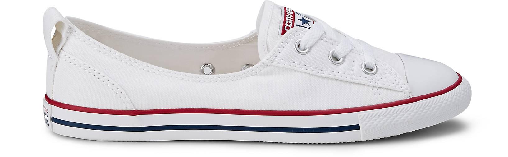 Converse CTAS CTAS CTAS BALLET LACE in weiß kaufen - 43806603 GÖRTZ Gute Qualität beliebte Schuhe 30594c